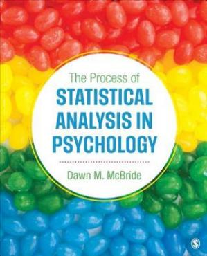 Book cover The Process of Statistical Analysis in Psychology