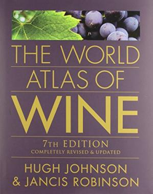 Book cover The World Atlas of Wine