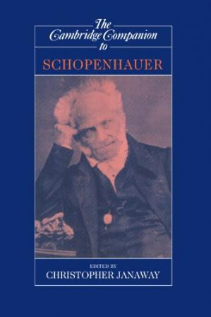 Обкладинка книги The Cambridge Companion to Schopenhauer