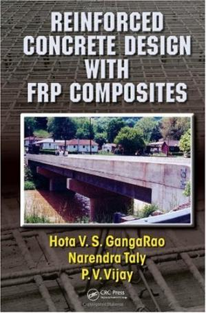 Book cover Reinforced concrete design with FRP composites