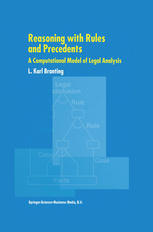 Buchdeckel Reasoning with Rules and Precedents: A Computational Model of Legal Analysis