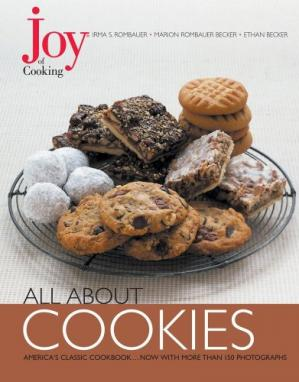 Обложка книги Joy of Cooking: All About Cookies