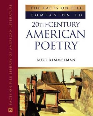 Book cover The Facts On File Companion To 20th Century American Poetry