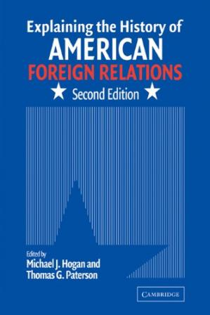 Buchdeckel Explaining history american foreign relations
