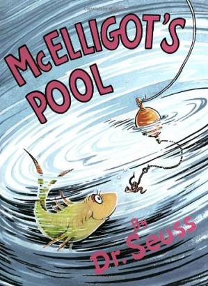 Book cover McElligot's Pool