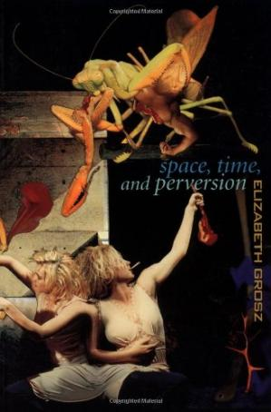 Copertina Space, Time and Perversion: Essays on the Politics of Bodies