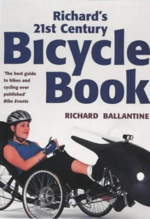 Book cover Richard's 21st Century Bicycle Book