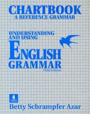 Portada del libro Understanding and Using English Grammar - Chartbook: A Reference Grammar (3rd Ed.)