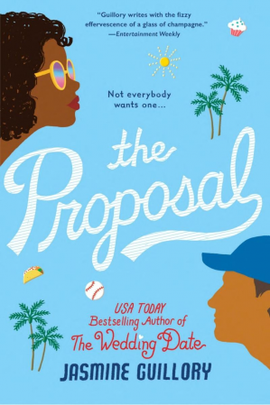 Book cover The Proposal