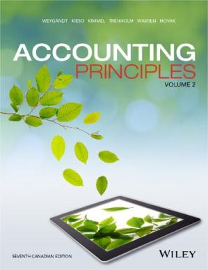 Book cover Accounting Principles - volume 2