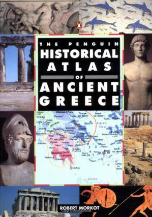 Book cover The Penguin Historical Atlas of Ancient Greece