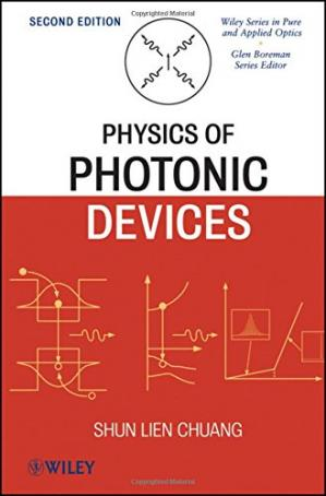 Book cover Physics of Photonic Devices