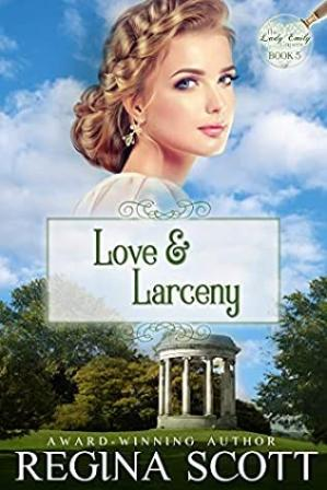 Book cover Love and Larceny