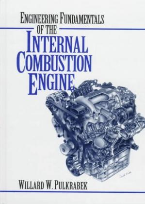 Book cover Engineering Fundamentals of the Internal Combustion Engine