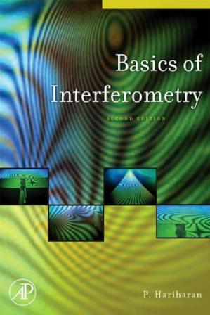 Book cover Basics of interferometry