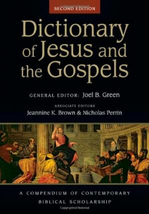 Book cover Dictionary of Jesus and the Gospels
