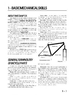 Kitap kapağı Bicycle Repair Manual