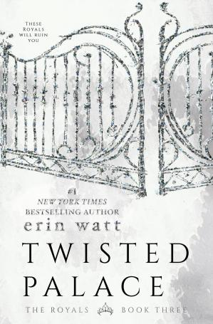 Book cover Twisted Palace
