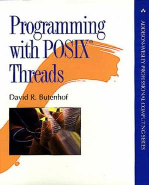 Book cover Programming with POSIX threads