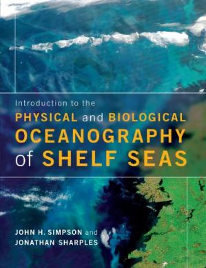 Copertina Introduction to the physical and biological oceanography of shelf seas