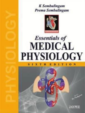 Okładka książki Essentials of Medical Physiology