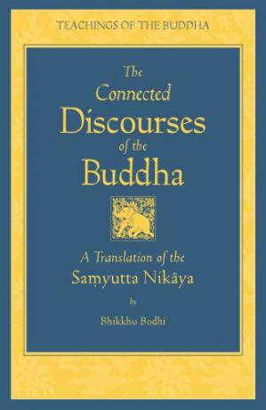 书籍封面 The Connected Discourses of the Buddha: A New Translation of the Samyutta Nikaya