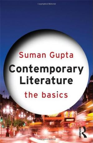 Book cover Contemporary Literature: The Basics