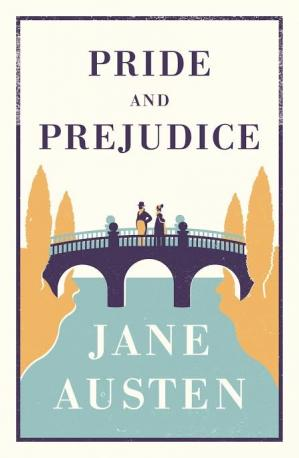 Sampul buku Pride and Prejudice