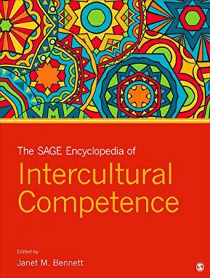 Обкладинка книги The SAGE Encyclopedia of Intercultural Competence