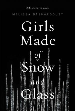 Book cover Girls Made of Snow and Glass