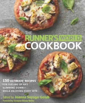 Copertina The Runner's world cookbook : 150 ultimate recipes for fueling up and slimming down while enjoying every bite