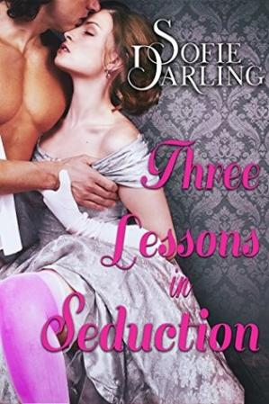 Book cover Three Lessons in Seduction
