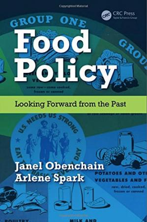Обложка книги Food Policy: Looking Forward from the Past