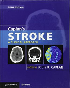 书籍封面 Caplan's Stroke: A Clinical Approach