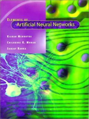 Book cover Elements of artificial neural networks