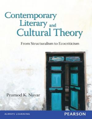 Buchdeckel Contemporary Literary and Cultural Theory: From Structuralism to Ecocriticism