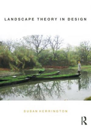 Обложка книги Landscape Theory in Design
