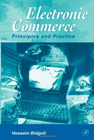 Book cover Electronic Commerce: Principles and Practice