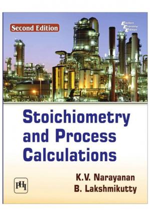 غلاف الكتاب Stoichiometry and Process Calculations