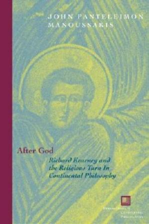 Գրքի կազմ After God: Richard Kearney and the Religious Turn in Continental Philosophy