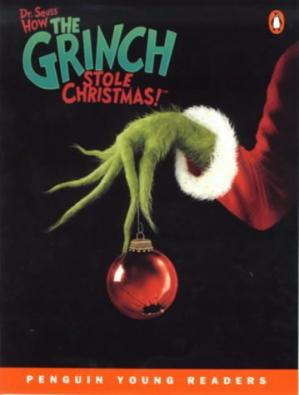 غلاف الكتاب How the Grinch Stole Christmas: Novelisation