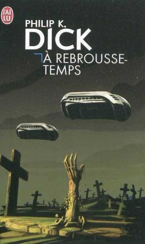 Book cover A rebrousse-temps