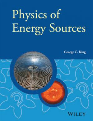Book cover Physics of Energy Sources