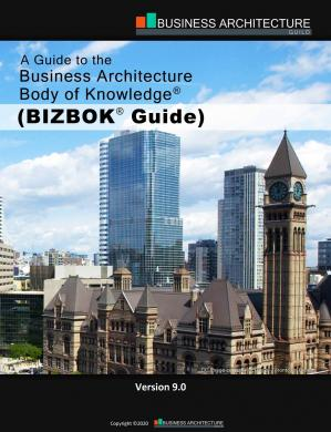 Book cover A Guide to the Business Architecture Body of Knowledge v9.0