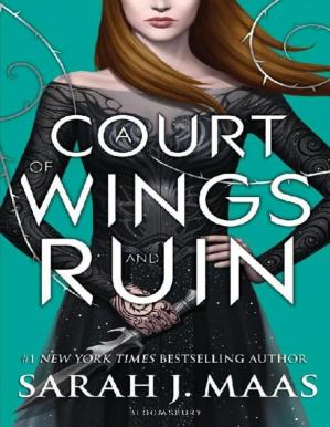 Book cover A Court of Wings and Ruin(PDF working)