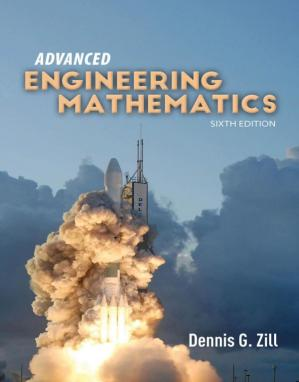 书籍封面 Advanced Engineering Mathematics
