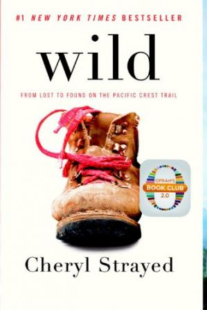 表紙 Wild: From Lost to Found on the Pacific Crest Trail