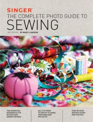 Buchdeckel The Complete Photo Guide to Sewing