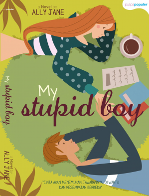 Book cover My Stupid Boy