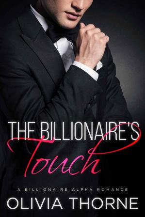 Book cover The Billionaire's Touch